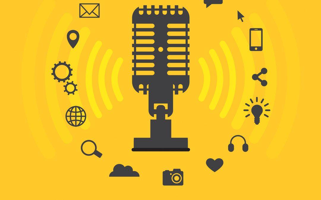 Uploading Podcasts